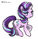 Starlight Glimmer By Lcibos