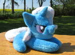 My little plush Trixie (Mini)