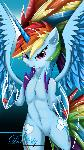 Princess Rainbow Dash (TME)[Close-up]