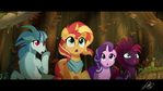Sunset Starlight Tempest Sonata adventure by Light