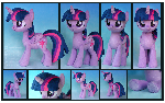 Twilight Sparkle Custom Plush