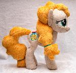 Pear Butter Pony Plushie