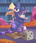 Maud pie The Dragon Form