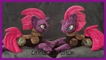 mlp plushie TBT Tempest Shadow
