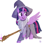 Twilight as Gandalf