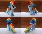 Rainbow Power Rainbow Dash plush