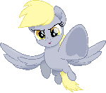 Time to be Derpy