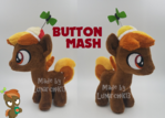 My Little Pony - Button Mash Plush