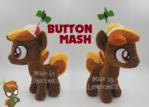 My Little Pony - Button Mash Plush