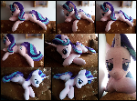 Lifesize Starlight Glimmer plush