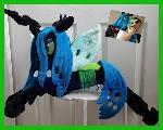 mlp plushie Queen Chrysalis Available Today