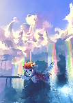 RainbowDashCD