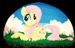 Pixel Fluttershy