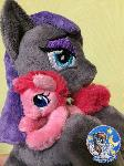 Maud Pie and Pinkie