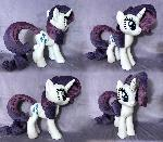 Rarity Plush Commission