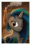 [SFM] Fallout Equestria Book Cover: Homage
