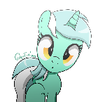 Lyra is Looking at You
