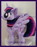 mlp Princess Twilight Sparkle Plushie Commission