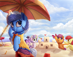 Funtime Beach Extravaganza