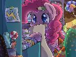 PinkiePie's Secret Room