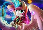 [Lum and Light] Princess Fausticorn