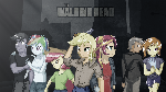 The walking dead equestria girls anume style
