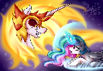Celestia's fear [Day Breaker]