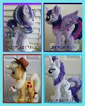 My Little Pony Plush commissions Open