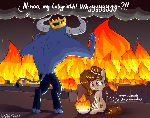 MLPFiM: It burns...