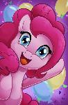 Portrait Pinkie Pie