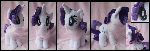 Teenage Rarity Custom Plush