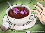 There's a pony in my tea [Reward]