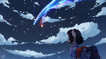 [Crossover]Shooting Star from Kimi no nawa