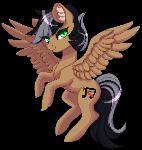Artsong Pixel Pony (COM 4)