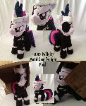 Future twilight plush