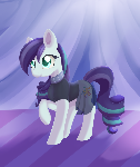 Regular Pony Drawing #15 - Coloratura