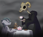A Grim Tea Party