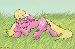 Sleeping Lily