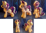 Starlight Glimmer - Custom Plush