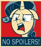 No Spoilers!