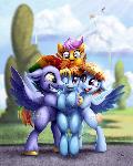 Rainbow's Family