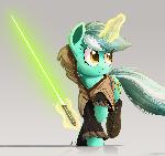 Comm - Jedi Lyra