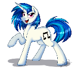 Vinyl Scratch (Remake)