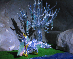 Tinfoil Celestia and Tree of Harmony