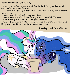 MLP- Dear Princesses