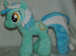 Lyra Heartstrings Plush