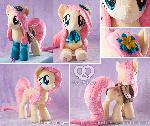 Big Fluttershy with Accessories (For Sale!)