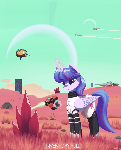No Pony's Sky