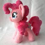 Plushie Pinkie Pie for Nightmare Night'16