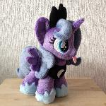 Plushie Filly Princess Luna